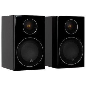 Monitor Audio Radius 90 - Boekenplank Speaker - Zwart Hoogglans (Per Paar)