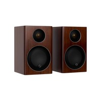 Radius 90 - Boekenplank Speaker - Walnoot (Per Paar)