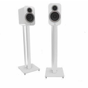 Q Acoustics 3000i Stands - Satijn Wit  (Per Paar)