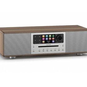 Sonoro MEISTERSTÜCK 610 V2 - Internet radio - CD-speler - BlueTooth - Walnoot