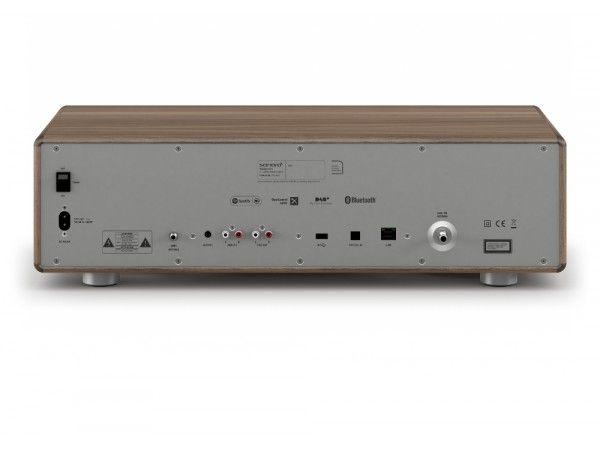Sonoro Sonoro MEISTERSTÜCK V2 - Smart Line - Walnoot