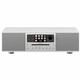 Sonoro MEISTERSTÜCK V2 - Internet radio - CD-speler - BlueTooth - Wit