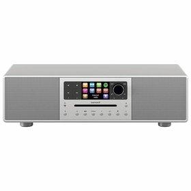 Sonoro MEISTERSTÜCK 610 V2 - Internet radio - CD-speler - BlueTooth - Zilver