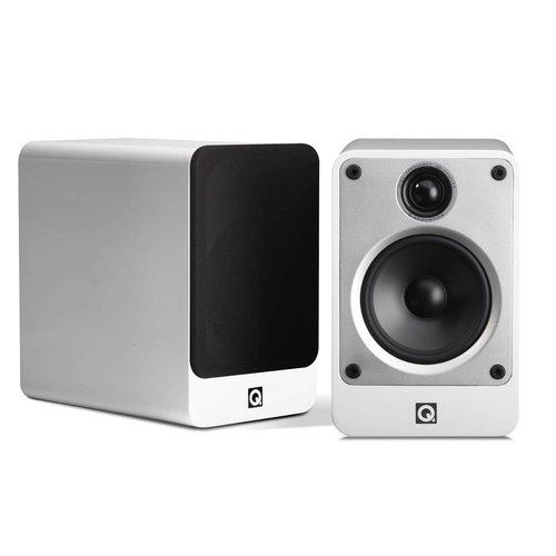 Q Acoustics Concept 20 - Boekenplank Luidspreker - Wit