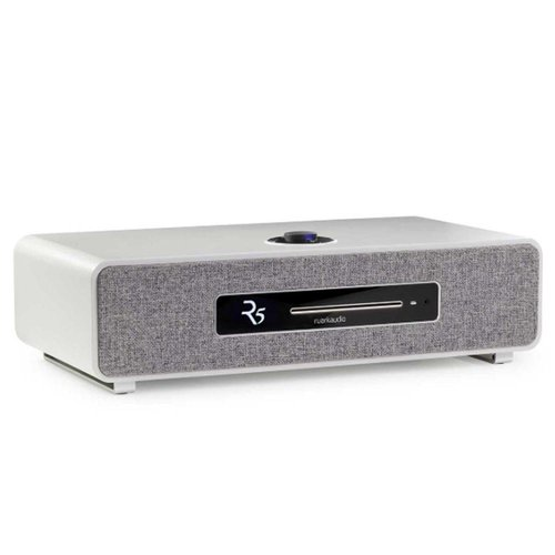 Ruark Audio R5 Hifi Radiosysteem - All In One Systeem - LichtGrijs