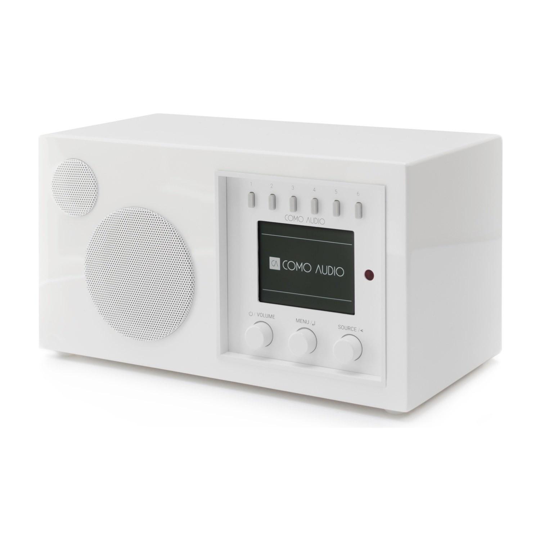 Como Audio Como Audio Solo - Streaming - DAB+ en internetradio - Wit