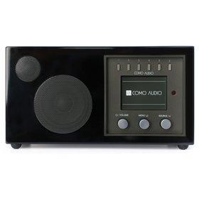 Como Audio Solo - Streaming - DAB+ en internetradio - Zwart