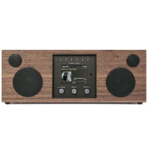Como Audio Como Audio Duetto DAB + / FM-radio met internetradio - walnoot