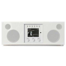 Como Audio Duetto DAB + / FM-radio met internetradio - Wit