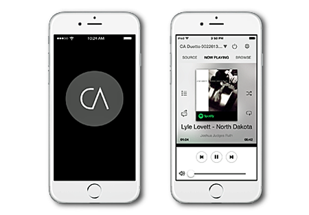 Como Audio Como Audio Musica - DAB + / FM-radio met internetradio en CD-speler - Walnoot