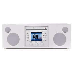 Como Audio Musica - DAB + / FM-radio met internetradio en CD-speler - Wit