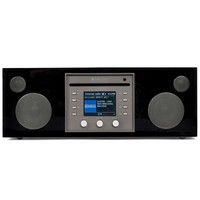 Musica - DAB + / FM-radio met internetradio en CD-speler - Zwart