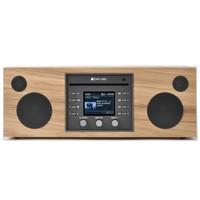 Musica - DAB + / FM-radio met internetradio en CD-speler - Hickory