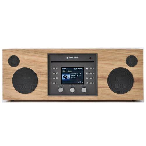 Como Audio Musica - DAB + / FM-radio met internetradio en CD-speler - Hickory