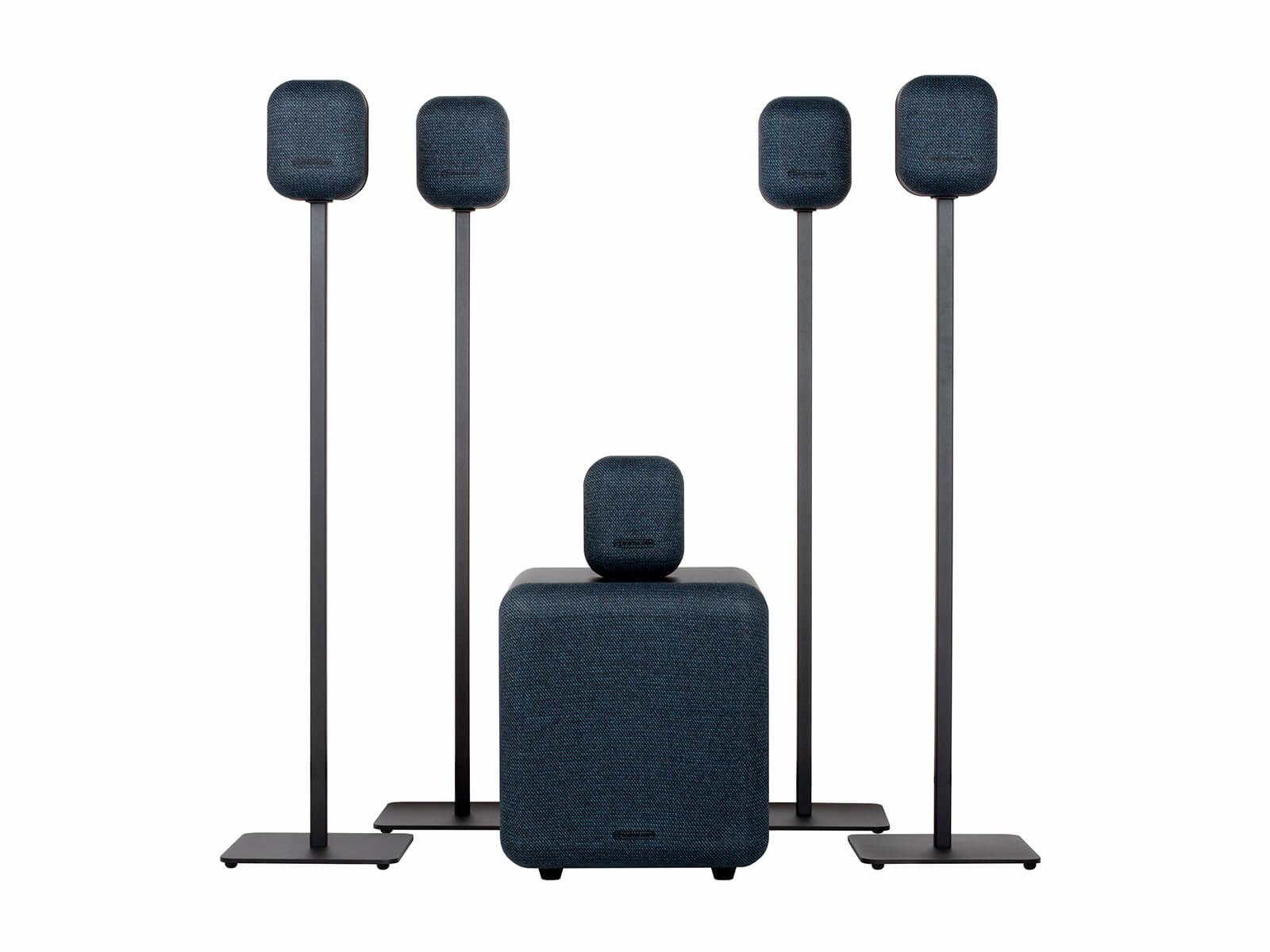 Monitor Audio Monitor Audio Mass 2G - Standaard - Zwart ( per paar )
