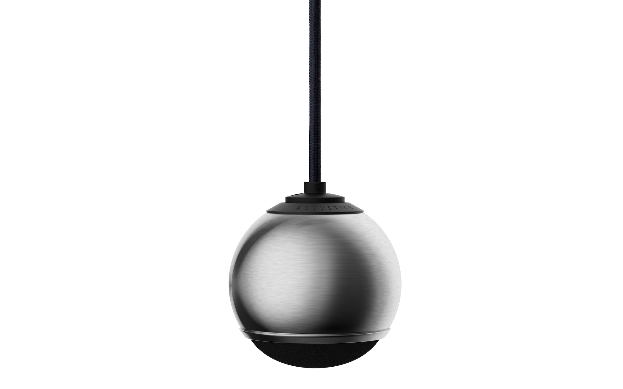 Gallo Acoustics Gallo Micro Droplet - Hangende Speaker - Zilver