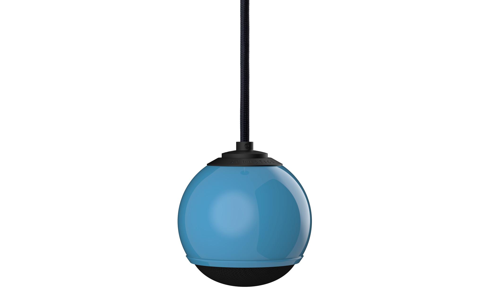 Gallo Acoustics Gallo Micro Droplet - Hangende Speaker - Blauw