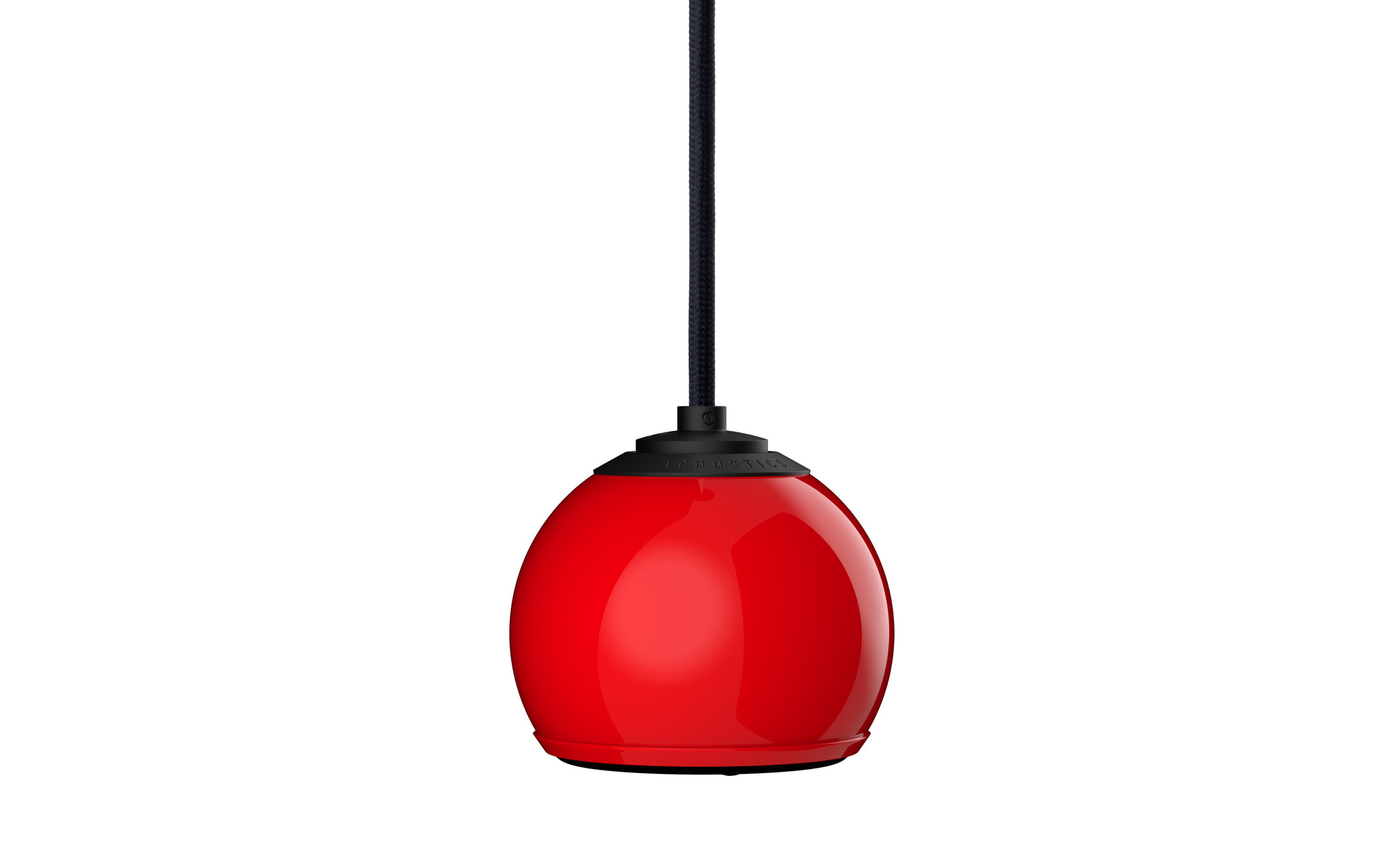 Gallo Acoustics Micro SE Droplet - Hangende Speaker - Rood