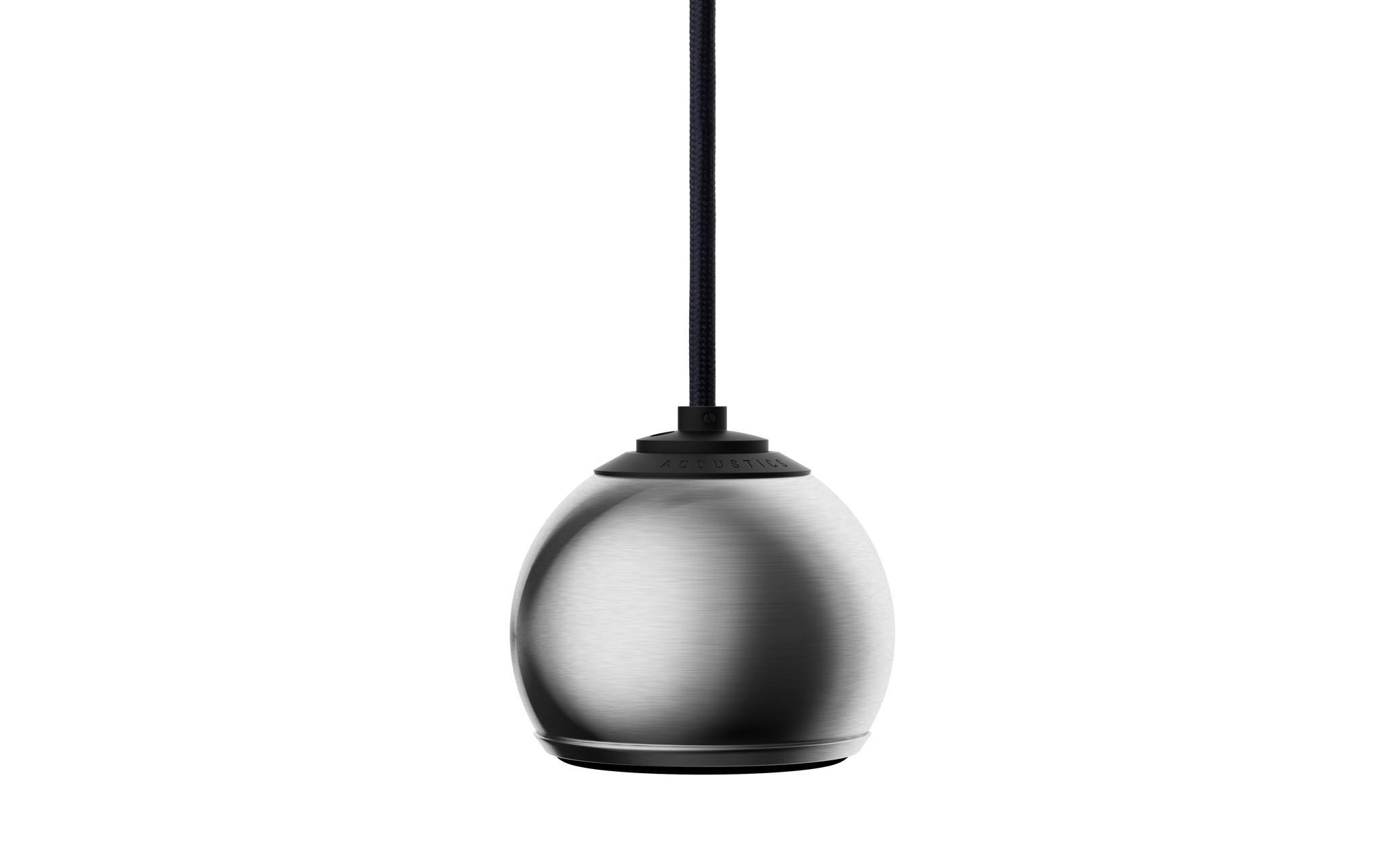 Gallo Acoustics Gallo SE Micro Droplet - Hangende Speaker - Zilver