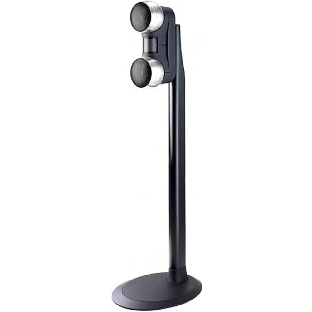 Gallo Acoustics Strada Floorstand Single - Zwart ( per stuk )