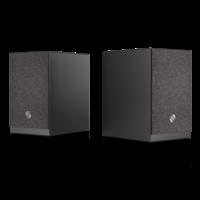 A26 - Actieve Boekenplank Speaker - Zwart (Per Paar)