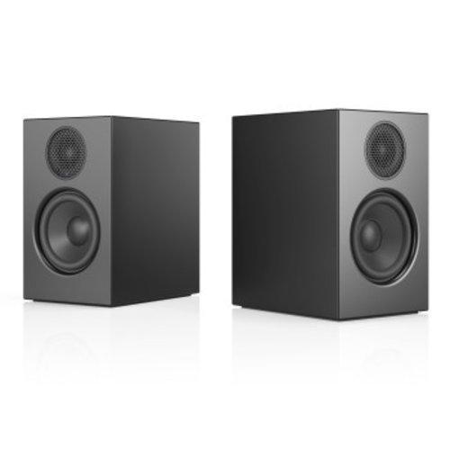 Audio Pro Audio Pro A26 - Actieve Boekenplank Speaker - Zwart (Per paar)
