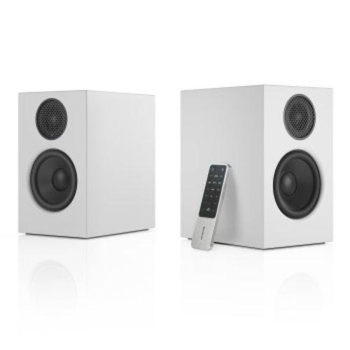 Audio Pro Audio Pro A26 - Actieve Boekenplank Speaker - Wit (Per paar)