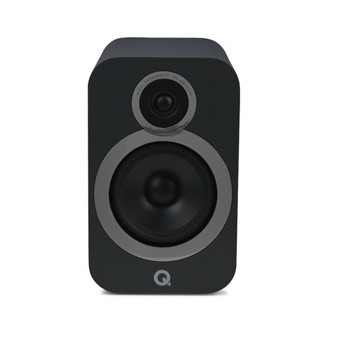 Q Acoustics Q-Acoustics 3030i - Boekenplank Luidsprekers - Grijs