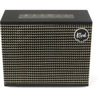 Heritage groove Bluetooth speaker - zwart