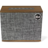 Heritage groove bluetooth speaker - walnoot