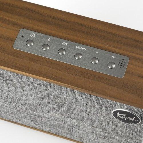 Klipsch Klipsch Heritage groove bluetooth speaker- walnoot