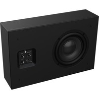 ProfileSub on-wall subwoofer Zwart