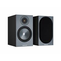 Bronze 50 boekenplank speaker zwart (per paar)