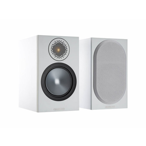 Monitor Audio Monitor Audio Bronze 50 boekenplank speaker wit (per paar)