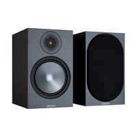 Bronze 100 boekenplank speaker zwart (per paar)