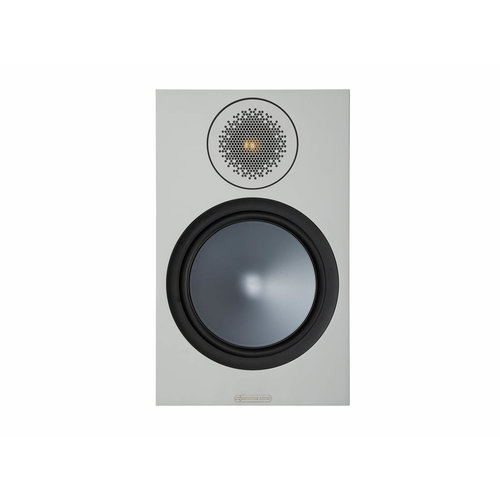 Monitor Audio Monitor Audio Bronze 100 boekenplank speaker wit (per paar)