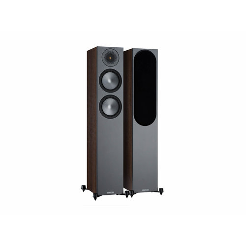 Monitor Audio Monitor Audio Bronze 200 vloerstaande luidspreker - Walnoot
