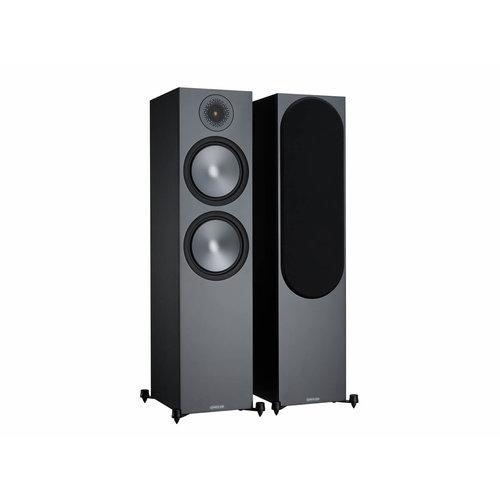 Monitor Audio Monitor Audio Bronze 500 vloerstaande luidspreker zwart