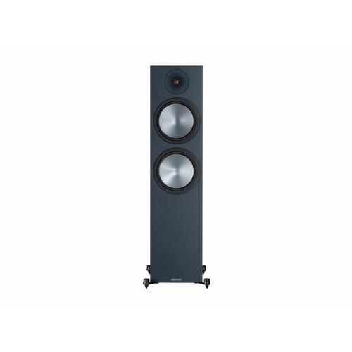 Monitor Audio Monitor Audio Bronze 500 vloerstaande luidspreker walnoot