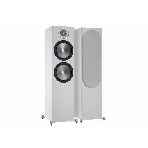 Monitor Audio Monitor Audio Bronze 500 vloerstaande luidspreker wit