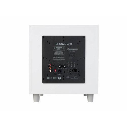 Monitor Audio Monitor Audio Bronze W10 subwoofer - zwart