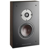 Oberon on-wall surround speaker walnoot