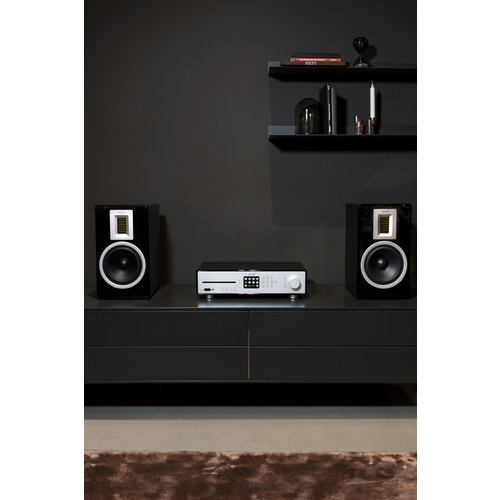 Sonoro Sonoro Orchestra boekenplank speakers (per paar) - zwart