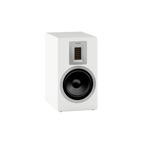 Sonoro Sonoro Orchestra boekenplank speakers (per paar) - wit