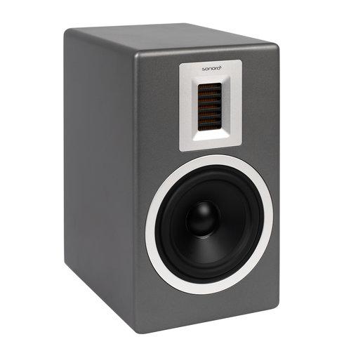 Sonoro Sonoro Orchestra boekenplank speakers (per paar) - Grijs