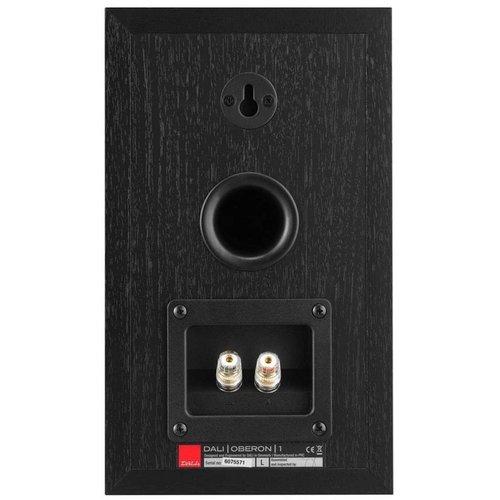 Dali  Dali oberon 1 boekenplank speaker - zwart