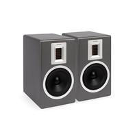 Orchestra boekenplank speakers (per paar) - Grijs