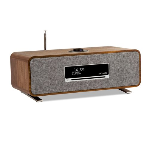 Ruark Audio  Ruark Audio systeem R3 compact radio systeem - Walnoot