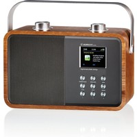 DR 850 DAB + / FM digitale radio Bluetooth, Kleurendisplay, 7 watt