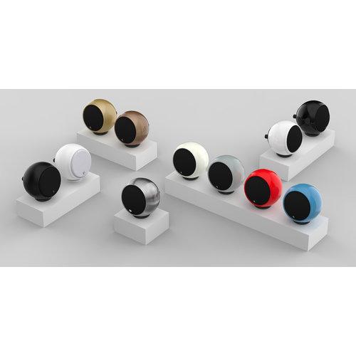 Gallo Acoustics Gallo Acoustics Micro SE - Satalliet Speaker - Hoogglans Zwart ( per stuk )